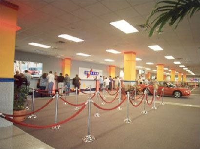 Sanford Airport Car Rental Locations