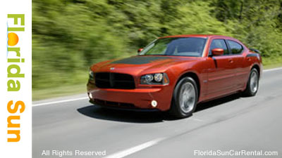 rental Dodge Charger